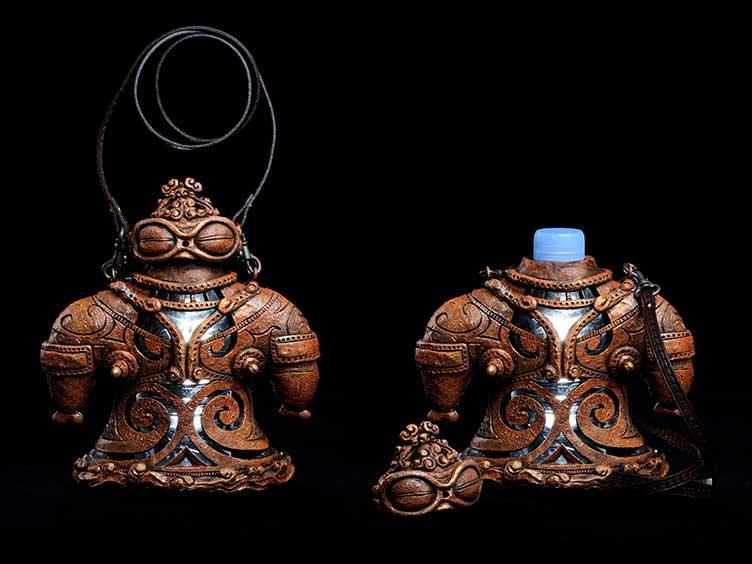 「北海道・北東北の縄文遺跡群」の世界遺産登録を応援して誕生した「ペットボ土偶」